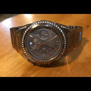 Michael Kors Woman's oversized watch